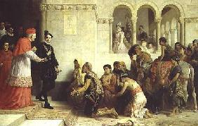 The Supplicants. The Expulsion of the Gypsies from Spain