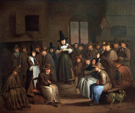 Quakers Meeting A Quakers MeetingQuimaneorie