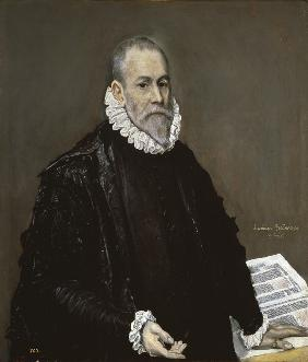 Portrait of a Physician
