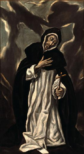 St.Dominic Praying