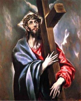 Cross load-bearing Christ I