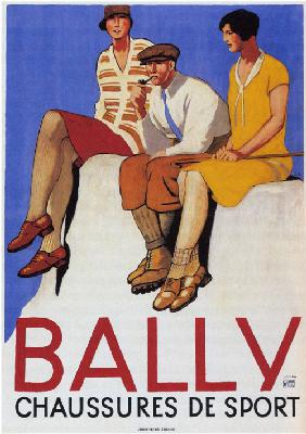 Bally Sports Shoes