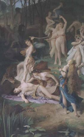 The Death of Orpheus