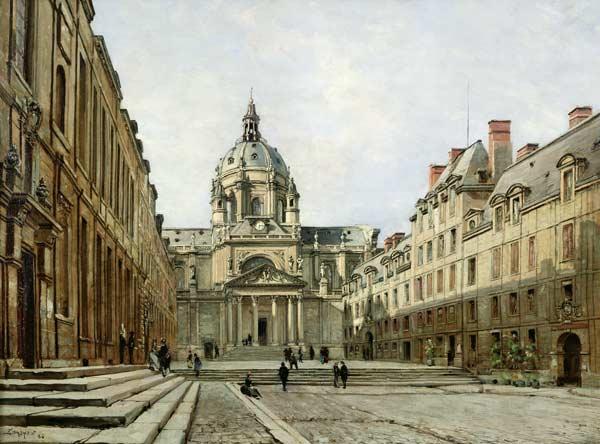 Sessão 6 - 06/11/2013 - A Primeira Missão (Parte 5 - Final) Sorbonne