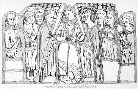The Marriage of Henry VI and Margaret of Anjou, pub. J. Carter Hamilton