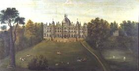 Tong Castle (demolished)