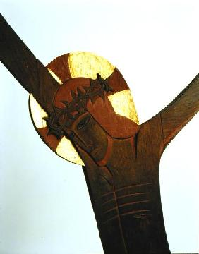 Crucifixion (wood)