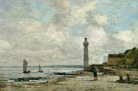 Lighthouse at Honfleur