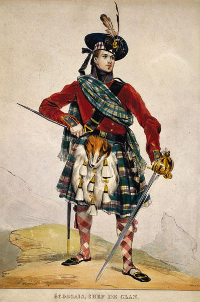 Chief of a Scottish Clan