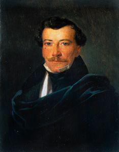 Portrait of Lukas of Martinelli.