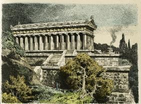 Ephesus , Temple of Artemis