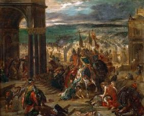 The Entry of the Crusaders in Constantinople