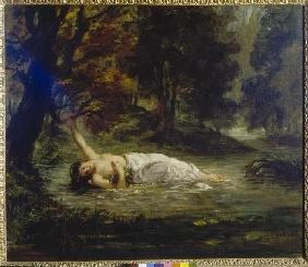 The death of the Ophelia