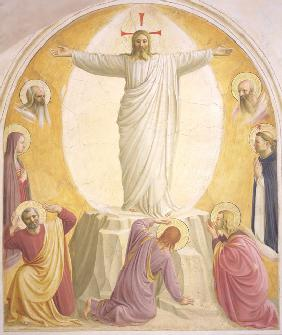 The Transfiguration of Jesus