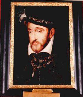 Portrait of Henri II (1519-59)