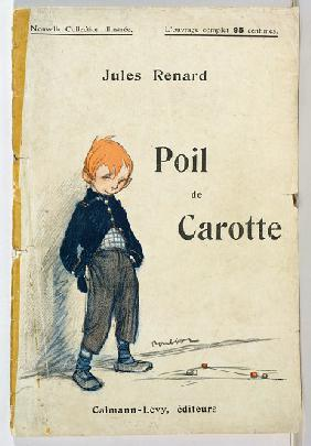 Cover of Poil de Carotte by Jules Renard (1864-1910)
