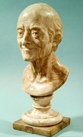 Bust of Voltaire (1694-1778)