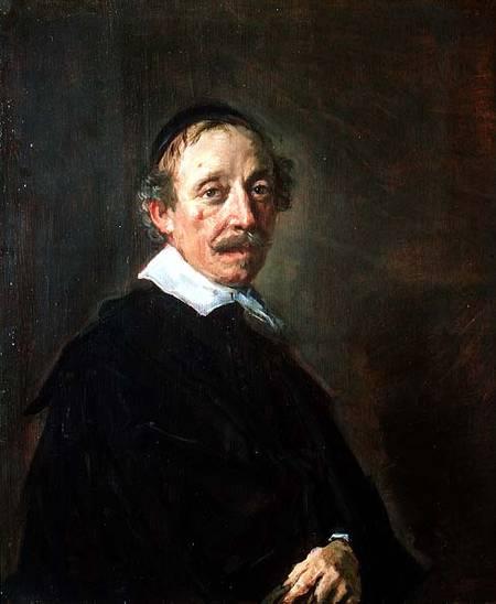 Image frans hals portrait of a preacher
