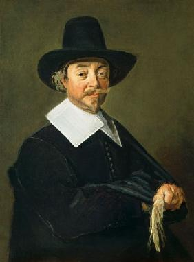 Hals, Frans : Portrait of a man