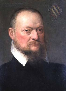 Jan van Hembyze (1513-84), a follower of the Ghent Calvinists