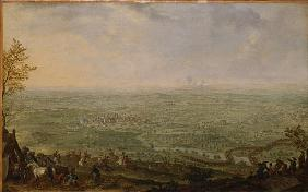 The End of the Siege of Olomouc