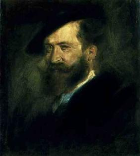 Portrait of the Artist Wilhelm Busch (1832-1908)