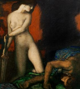 Judith and Holofernes / Franz von Stuck