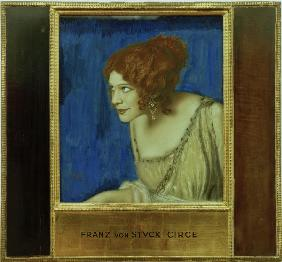 T.Durieux as Circe