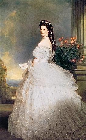 Elizabeth (1837-98), Empress of Austria