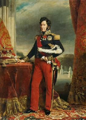 Portait of Louis-Philippe I (1773-1850), King of France