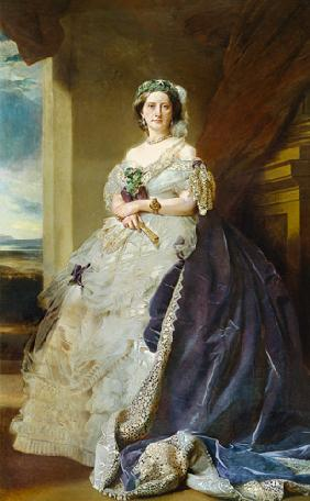 Portrait of Lady Middleton (1824-1901)