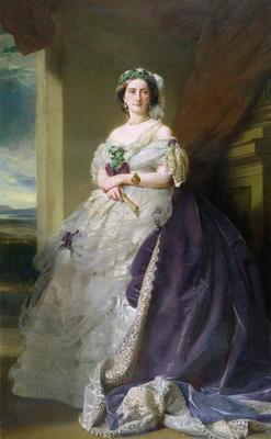 Portrait of Lady Middleton (1824-1901), 1863