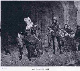 The traitors wife, from Royal Academy pictures published by Cassell & Company Ltd