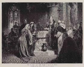 The Baptism of the First Prince of Wales