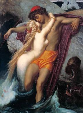 The Fisherman and the Syren: From a Ballad by Goethe