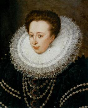 Portrait of Christine of L...