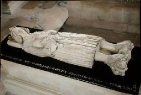 Tomb of Charles I (1226-85) of Anjou