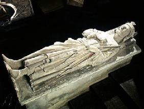 Tomb of Charles Martel (690-741)