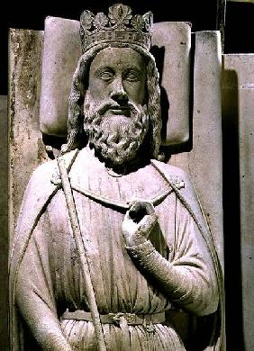 Tomb of Clovis I (465-511), King of the Franks