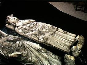 Tomb of Philippe IV (1268-1314) Le Bel