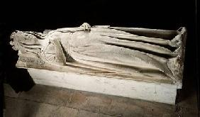 Tomb of Queen Berthe (726-83)