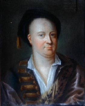 Gabriel-Vincent Thevenard, c.1730-40 (oil on canvas)