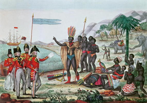 slavery in france essay Slaves to the americas, followed by portugal, france and the dutch republic in   west indies, attacked slavery in an essay on the treatment and conversion of.