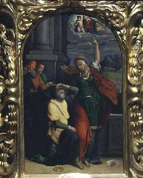 Augustus and the Tiburtine Sibyl