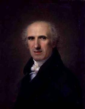 Portrait of Antonio Canova (1757-1822)