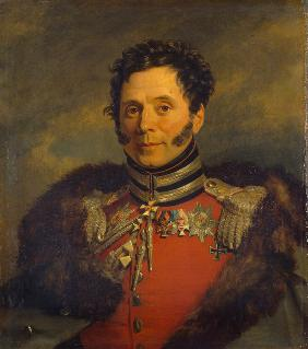 Portrait of General Nikolai Ivanovich Depreradovich (1767-1843)