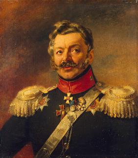 Portrait of General Count Peter Petrovich von der Pahlen (1777-1864)