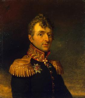 Portrait of Prince Ivan V. Manteuffel (1772-1813)