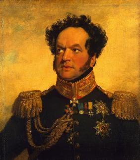 Portrait of Pavel V. Golenishchev-Kutuzov (1772-1843)