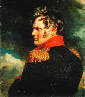 Portrait of General Alexei Yermolov (1771-1861)